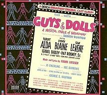 Guys and Dolls - A Musical Fable of Broadway