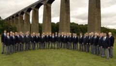 The Froncysyllte Male Voice Choir