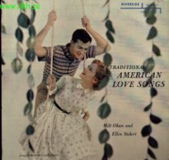 Traditional American Love Songs