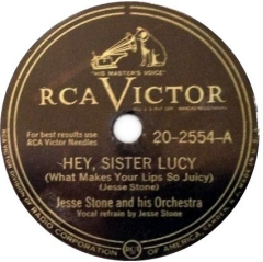 Hey, Sister Lucy (What Makes Your Lips So Juicy)