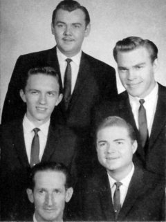 The Stamps Quartet | SecondHandSongs