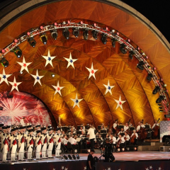 The Boston Pops Orchestra