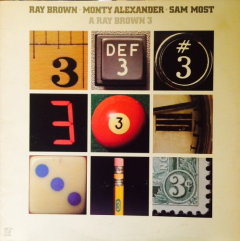 A Ray Brown 3