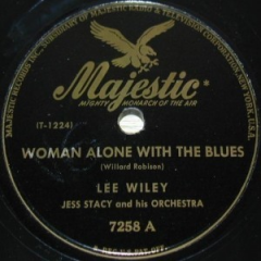Woman Alone with the Blues