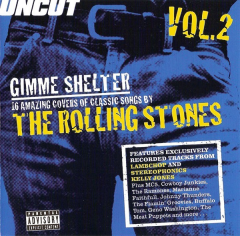 Gimme Shelter Vol. 2 (16 Amazing Covers of Classic Songs by The Rolling Stones)