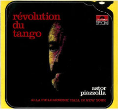 Révolution du tango - Astor Piazzolla alla Philharmonic Hall di New York