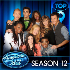 American Idol Season 12 - Top 9