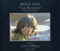 """The Business"" (Rock on Cozy Mix) - A Tribute to Cozy Powell (1947 - 1998)"