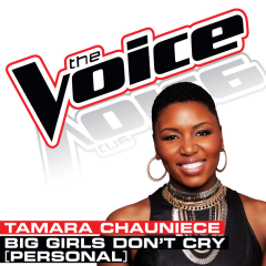 The Voice - Big Girls Don't Cry (Personal)