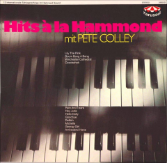 Hits à la Hammond mit Pete Colley