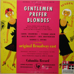 Gentlemen Prefer Blondes - Original Broadway Cast