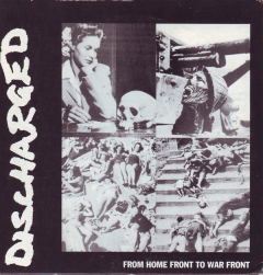 Discharged - From Home Front to War Front