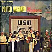 Porter Wagoner in Person - Recorded Live