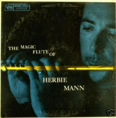The Magic Flute of Herbie Mann