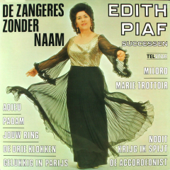 Edith Piaf successen