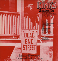 Kinks Greatest Hits - Dead End Street [Bonus Disc]