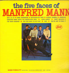 The Five Faces of Manfred Mann [US]