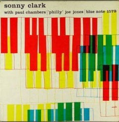 Sunny Clark With Paul Chambers, Philly Joe Jones
