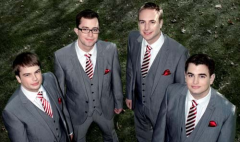 The Great British Barbershop Boys