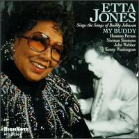 Etta Jones Sings the Songs of Buddy Johnson - My Buddy