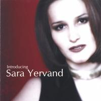 Introducing Sara Yervand