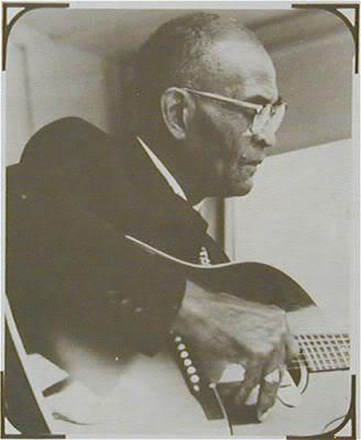Rev. Robert Wilkins