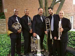 The Lyric Brass Quintet
