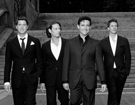 Cover versions by il divo secondhandsongs - Il divo all by myself ...
